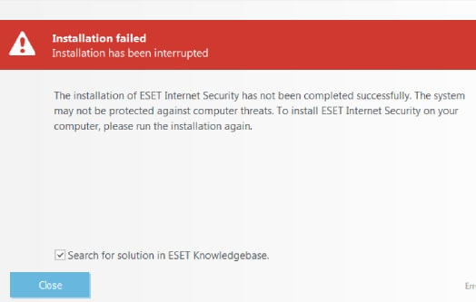 Eset Nod32 Error Ecp.4097