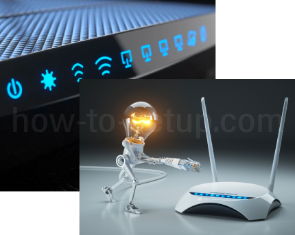 Network Using Router